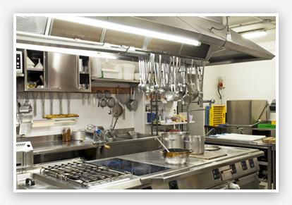 Reiniging grootkeukens haccp schoonmaakbedrijf python for Keuken schoonmaken